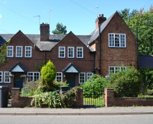 2 bed terrace house in shottery for sale by public auction warwickshire